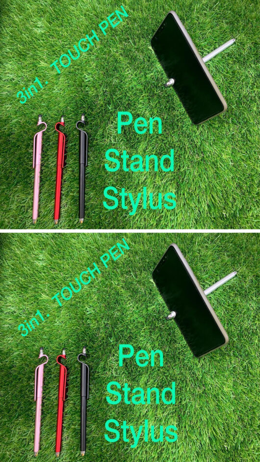 3 in 1 Pen Stand